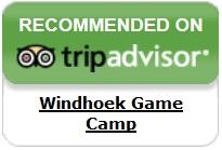 Windhoek Game Camp - Namibia